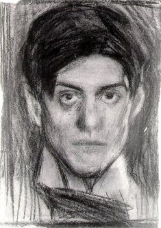 Self Portrait - Picasso, c.1900
