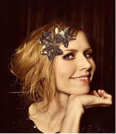 Nina Persson, lead singer of The Cardigans
