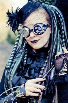 steampunk costume