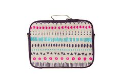 Honest Lunch Box in Tribal Stripe | Collaboration with SoYoung #nontoxic #insulated