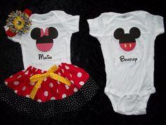 Disney shirt Minnie Mickey Mouse