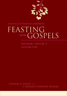 Feasting on the Gospels! Coming in October!