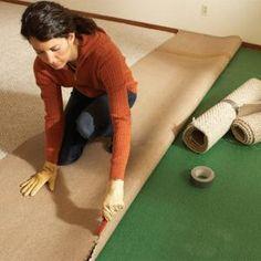 Tips for Removing Carpet
