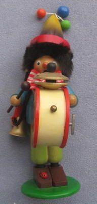 Steinbach Wooden German Smoker Drummer Musical Its A Small World | eBay