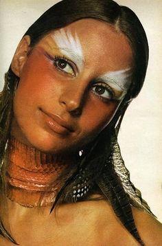 Indian makeup- native american