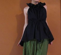 beautiful clothes in this shop ruffl top, style book, top custom, effortless style, black ruffl, custom order, order list, ruffles