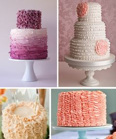 Wedding cakes paununo