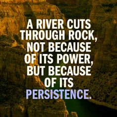 Persistence Success