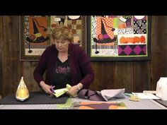 Block Of The Month (BOTM) #2 - Missouri Star Quilt Company - YouTube