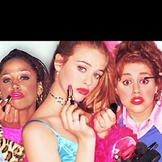 OMG I LOVE this film!!! Clueless