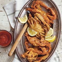 Fried Soft-Shell Crab - I can't wait to get my hands on some soft-shells!