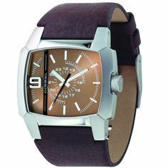 Diesel stainless steel men's watch