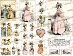 Regency Pink Tea Jane Austen Fashion