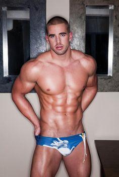 bodi, muscl, sexi, trunk, speedo, guy, men, boy, blue prints