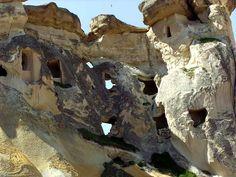 kappadokiencappadocia, alanya, udflugt, seværdighed, tyrkiet