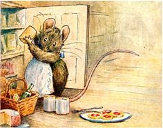 The illustrations for the Appley Dapply rhyme were completed in 1891 when Beatrix was twenty-five.