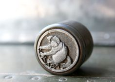 Vintage Cat Tin by Metzke
