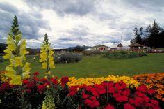 The University of Alaska Fairbanks Georgeson Botanical Garden