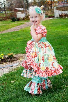 Shasta's Skirt Wrap and Apron Set