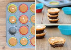 Healthy Peanut Butter Cups in honor of National Peanut Butter Day! #Fitfluential #EAT