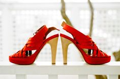 #Red #Wedding #Shoes