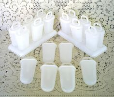 Vintage Tupperware Popsicle Pop Freezer Mold Makers by The Nostalgic Nugget, via Flickr