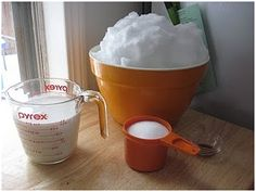 winter, snow cream, ice cream recipes, snow icecream, food, yum, christma, kid, dessert
