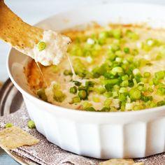 Roasted Garlic Parmesan Beer Dip