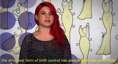 strongest form, laugh, girl code, giggl, funni, birth control, births, girlcod, thing