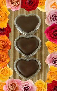 Homemade DIY Chocolate Lip Balms with Cocoa Powder