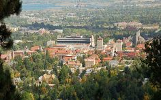 CU BOULDER    tyler wants to get his bachelors degree here, i would love to get my teachers certs here or even grad school.