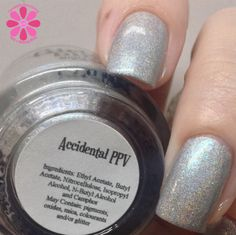 Girly Bits | Accidental PPV  www.girlybitscosmetics.com