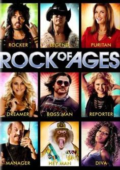 Rock of Ages.