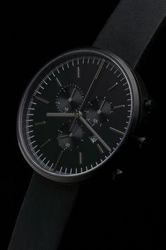 302 Series (black) by Uniform Wares