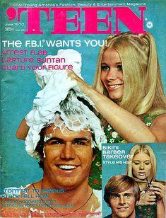 Loved 'TEEN magazine