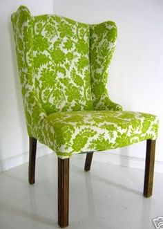 Wingback chair ideas