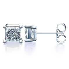 diamond studs are always welcome