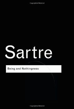 being and nothingness jean paul sartre