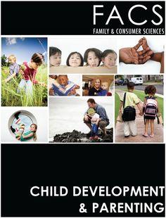 Great new marketing poster!  Child Development & Parenting