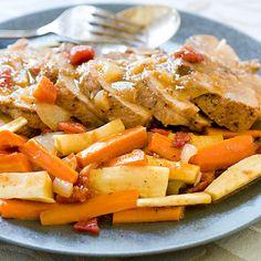 Slow-Cooker Pork Pot Roast Recipe - Cook's Country
