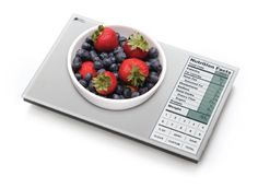 Perfect Portions Food Scale + Nutrition Facts