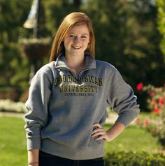 """At Ohio Dominican, I get personal attention from my professors. ODU really made my transition from high school easy. I'm so glad I became a Panther!"" - Brooke Ringel '17 Public Relations Major"