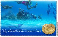 The Treasure Coast http://fortpierceauthentictours.com/