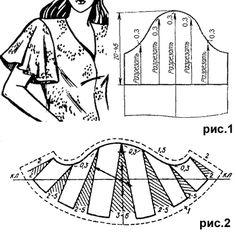 patrones de mangas