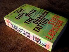 Stieg Larson. Intro to Swedish thrillers.