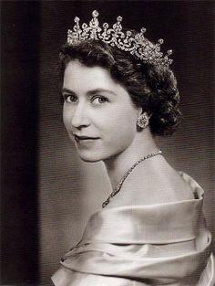 Queen Elizabeth God Save the Queen.