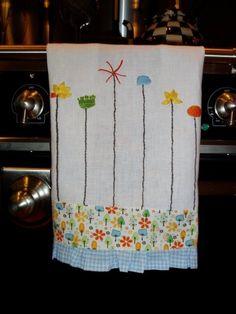 tea towel - very cute!