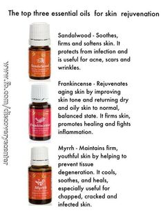Young Living Essential Oils #Skin #Rejuvenation  LEARN MORE and ORDER HERE: HeavenScentOils4U... #yleo #youngliving #essentialoils #heavenscentoils4u #natural #remedies #essential #oils