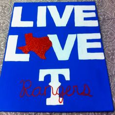 Live Love Rangers. I need this!!
