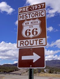 Roadtrip to get our kicks on Route 66?